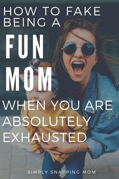 I want to be that fun mom doing pinterest-inspired crafts in fashionable outfits while we listen to Mozart. Unfortunately, in reality,  I am just too tired. If you want to be a good mom but you are just too tired, try these simple things to recharge and enjoy your kids even though you are exhausted. Tips for tired moms! #tiredmom #momburnout #raisingkids #parentingtips #momlife #parentinghacksfortiredmoms