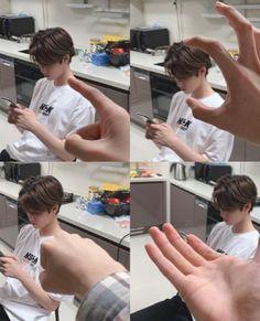 I Love Bts, My Love, Korean Boys Ulzzang, Twitter Video, Aesthetic Boy, Starship Entertainment, Asian Men, Asian Guys, Boy Groups