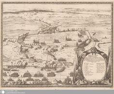 Delineatio Oppidi Grijpswaldæ In Pommerania, Greifswald, 1729