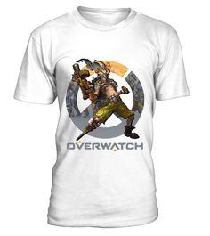 Overwatchh Junkrat  #videogame #shirt #tzl #gift #gamer #gaming