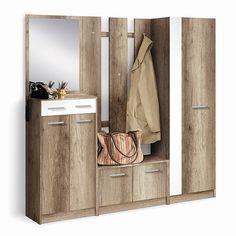 Prieškambaris ALFA Entryway, Furniture, Home Decor, Entrance, Decoration Home, Room Decor, Door Entry, Mudroom, Home Furnishings