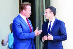 France's Macron, eastern Europeans try to mend ties after disagreements http://betiforexcom.livejournal.com/25520334.html  Author: REUTERSWed, 2017-05-24 03:00ID: 1498251624637401100BRUSSELS: French President Emmanuel Macron and four eastern EU leaders sought to turn the page on Friday after publicly trading barbs over their differences on issues ranging from jobs to the bloc's fundamental values.Macron, in power for little more than a month, has vowed to protect French workers from what he…