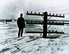 Hauteur de neige tempête 1971