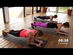 10 Minute Flat Belly Workout Class FitSugar POPSUGAR Fitness