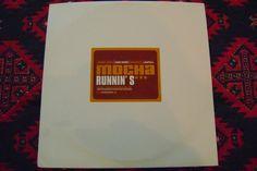 "Mocha-Runnin's 12""(single)(promo)(2000)"
