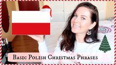 BASIC POLISH CHRISTMAS PHRASES + I TELL YOU LITTLE BIT OF POLISH TRADITION