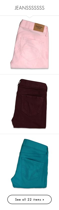 """""""JEANSSSSSSS"""" by ychassidy ❤ liked on Polyvore featuring pants, jeans, bottoms, folded pants, leggings, pantalones, denim leggings, brown pants, jeggings leggings and vintage pants"""