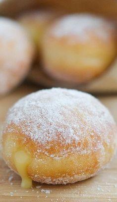 Meyer Lemon Doughnuts | Flour Child