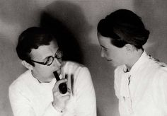 Turning Abruptly from Friendship to Love: Sartre's Love Letter to Simone de Beauvoir | Brain Pickings