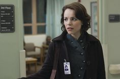 Rachel McAdams in State of Play- why can't I run into colleagues like her? :p
