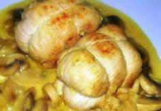 Paupiettes à la sauce champignons thermomix