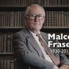 Malcolm Fraser, Australia's Prime Minister from 1975 to 1983, has passed away at the age of 84 and we look back at his political career, from rising to the top job after Gough Whitlam's dismissal to speaking out in more recent years on social issues.
