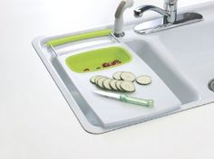 Superieur Progressive International Over The Sink Cutting Board