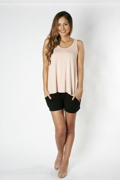 Bamboo Shorts with pockets by Bamboo Body