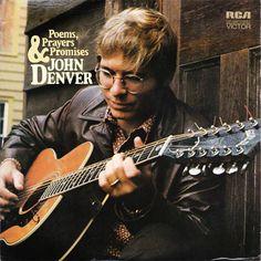 John Denver Poems, Prayers & Promises - vinyl LP