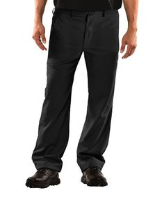 Look what I found on #zulily! Black UA Performance HeatGear® Pants #zulilyfinds