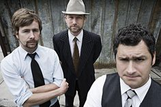Elliott Brood - a great band from Toronto that we really like! http://www.elliottbrood.com