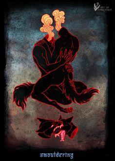 Baphomet, Tarot, Dark Fantasy Art, Dark Art, Fantasy Artwork, Drawing Studies, Dark Thoughts, Surrealism Painting, Cyberpunk Art