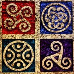 """Résultat de recherche d'images pour """"mythologie celtique les quatre élément"""""""