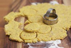 Polenta and Elderflower Cookies