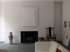 Ellsworth Kelly's living room