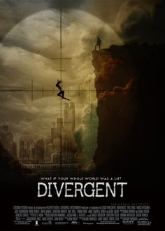 Divergent Fan-Made Movie Poster