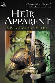 Heir Apparent (Rasmussem Corporation, #2) by Vivian Vande Velde: Second and best in a series of books about full-immersion video games. A teenage girl becomes trapped in the video game she is playing after the immersion equipment is damaged. She must win the game (no matter how many tries it takes) or face a grisly fate. A great Groundhog Day-like YA novel for fans of video games.