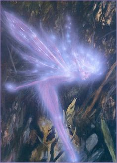 Brian Froud's Faeries are so magical and artistically inspiring.