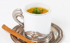 Sopa de abóbora com gengibre: receita de Rita Lobo - Receitas - Receitas GNT