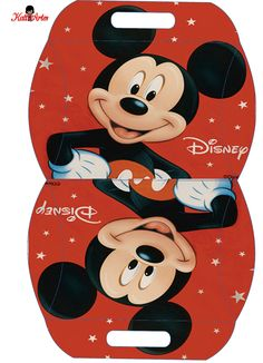 Printable Mickey Box