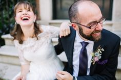 A kiss on the cheek at Morris House Hotel wedding in Philadelphia | Heart & Dash | Wedding Planners serving the Philly, New York, Baltimore and beyond