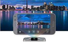 Telefono Smartphone VIDEOPROIETTORE Samsung Galaxy Beam2 SM-G3858