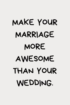 17 Marriage Relationship Quotes-Cute Inspirational & true Quotes These quotes about marriage perfectly sum up what it's like to be married. From meaningful love quotes, to funny quotes about marriage, it's all here. Cute Marriage Quotes, Meaningful Love Quotes, Cute Quotes For Life, Funny Inspirational Quotes, Marriage Life, Happy Quotes, True Quotes, Relationship Quotes, Love Quotes Funny