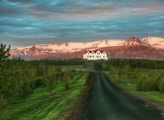 I have strange feelings sometimes when approaching new hotels. I stay in a lot of them, but there are certain times of the day and night when you are going some place quite foreign and you're just not sure what it will be like.  - Iceland  - Photo from #treyratcliff Trey Ratcliff at http://www.StuckInCustoms.com