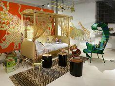 Kinderzimmer Design - Dschungel Thema
