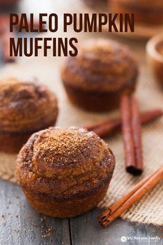 Paleo Pumpkin Muffins Recipe