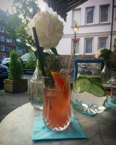 No Rain. #drinks #cocktail #bar #düsseldorf #derendorf #budda #gin #thyme