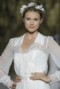 Pronovias Fashion Show 2014 Bridal Collections | First Love.