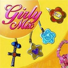 Girly Mix 2 Inch Toy Capsules