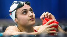 Backstroke record within Kylie Masse's grasp at swimming worlds – CBC Sports – Press Today Swimming World, American Games, Olympic Sports, Summer Olympics, Budapest Hungary, Swimmers, World Records, Is 11, Kylie