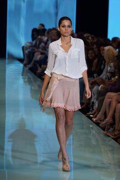 Agostina Bianchi Runway Resort Collection at Miami Fashion Week