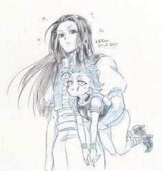 Hisoka & Illumi, Illumi 's brother mode on! , Hunter x Hunter