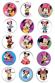 Minnie Mouse Disney inspired INSTANT DOWNLOAD by SmokyMountainWood, $1.99