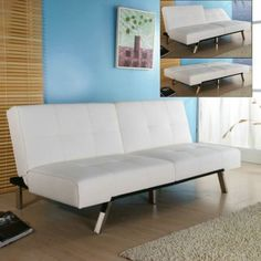 ADC-JAC-CSB Jacksonville Foldable Futon Sofa Bed