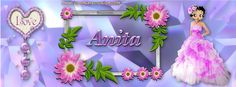 Personalised Name Facebook Covers | Jewels Art Creation