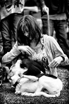 Playful Dog tries to Bite Woman #dog #biting #angrydog #playfuldog ##streetphotography