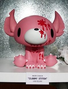 Gloomy Bear's Stitch