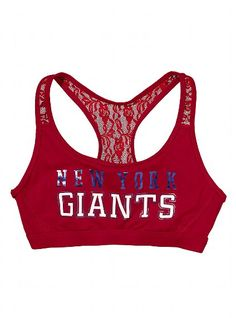 Victoria's Secret PINK® New York Giants Lace Yoga Bra #VictoriasSecret http://www.victoriassecret.com/pink/new-york-giants/new-york-giants-lace-yoga-bra-victorias-secret-pink?ProductID=73369=OLS=true?cm_mmc=pinterest-_-product-_-x-_-x