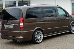 Mercedes Vito Kombi (W639) auto - http://autotras.com