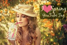 i heart spring YouTube tag